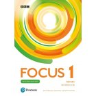 Focus 1 Second Edition A2/A2+ Workbook + Online Practice