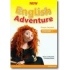 New English Adventure 1 Ćwiczenia + DVD
