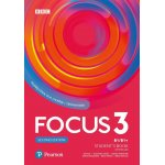 Focus 3 Second Edition B1/B1+ Student's Book + Digital Resources