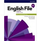 English File Fourth Edition Beginner Podręcznik + online practice 2019