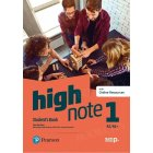 High Note 1 A2/A2+ Student's Book + Digital Resources + ebook