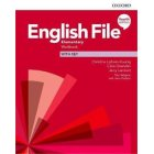 English File Fourth Edition Elementary Workbook + key 2019