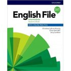 English File Fourth Edition Intermediate Podręcznik + online practice 2019