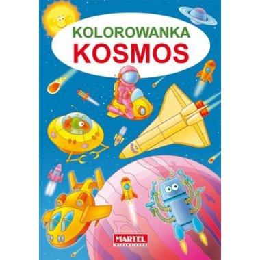 Kolorowanka Kosmos 9788365944573 4 55 Zl Aga Wroclaw