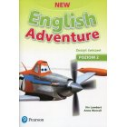 New English Adventure 2 Ćwiczenia + DVD