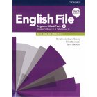 English File Fourth Edition Beginner Multipack B 2019