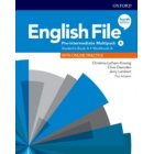 English File Fourth Edition Pre-Intermediate Multipack A 2019