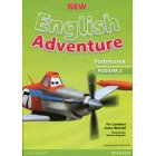 New English Adventure 2 Podręcznik wieloletni + DVD