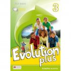Evolution Plus 3 Student's Book wieloletni