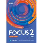 Focus 2 Second Edition A2+/B1 Student's Book+ Digital Resources