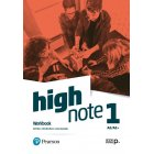 High Note 1 A2/A2+ Workbook + MyEnglishLab + Online Practice