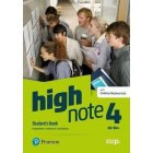 High Note 4 B2/B2+ Student's Book + Digital Resources + ebook